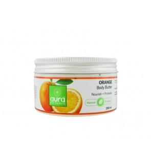 Orange Body Butter + Free Gift